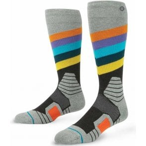 Stance Snowboard Socks - Golden Veins