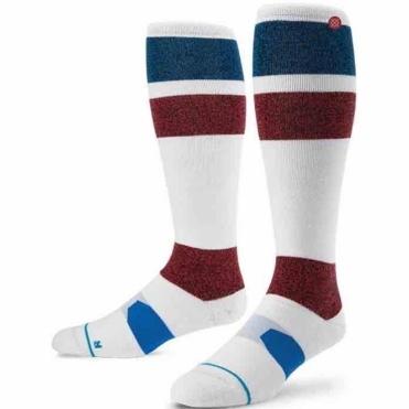 Snowboard Socks - Johnson