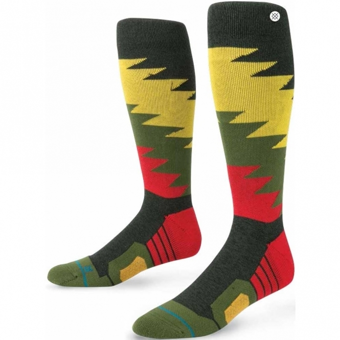 Stance Snowboard Socks - Safety Meeting