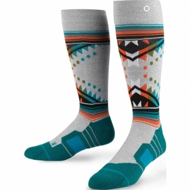 Stance Snowboard Socks - Whitmore