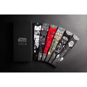 Stance Star Wars Socks - Dark Side Collectors Edition