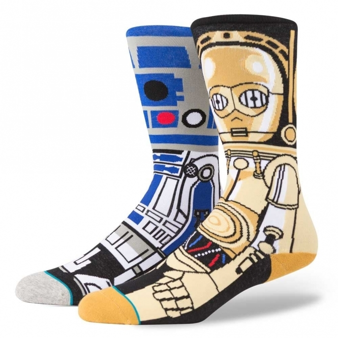 Stance Star Wars Socks - Droid