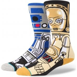 Star Wars Socks - Droid