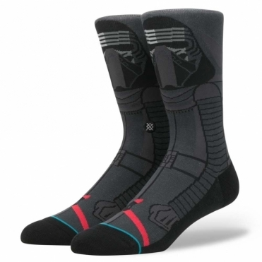 Stance Star Wars Socks - Kylo Ren