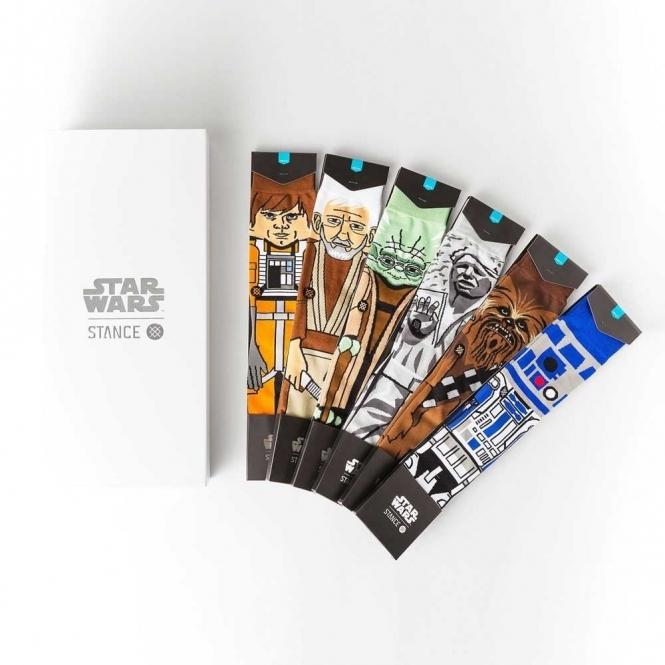 Stance Star Wars Socks - Light Side Collectors Edition