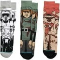 Stance Star Wars Socks - Return of the Jedi Triple Pack