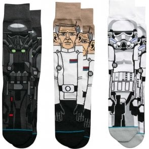 Star Wars Socks - Rogue One Triple Pack