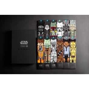 Star Wars Socks - The Force 2 Collectors Edition