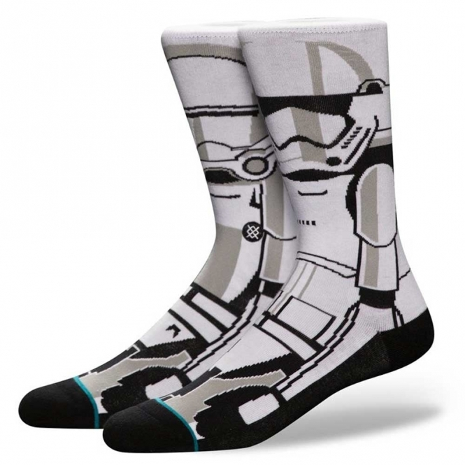 Stance Star Wars Socks - Trooper 2