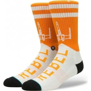 Stance Star Wars Socks - Varsity Rebel