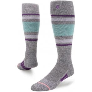 Stance Women's Snow Socks - Outposts