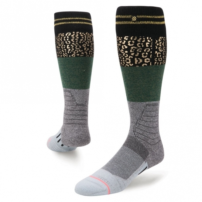Stance Women's Snow Socks - Party Mountain
