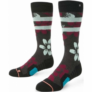 Women's Snowboard Socks - Dew Drop