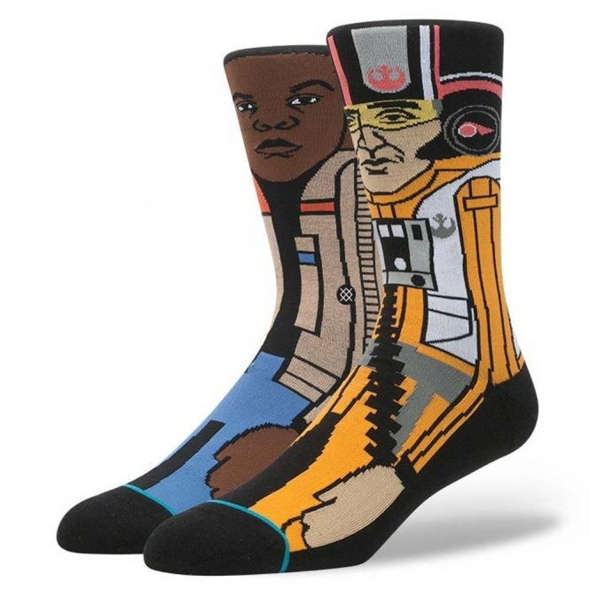 Stance Star Wars Socks - The Resistance 2