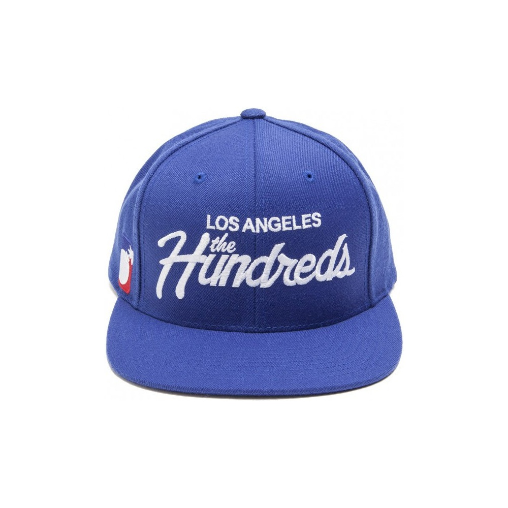 The Hundreds Forever Team Snapback - Blue - The Hundreds from The ... 0eca1f221d8f