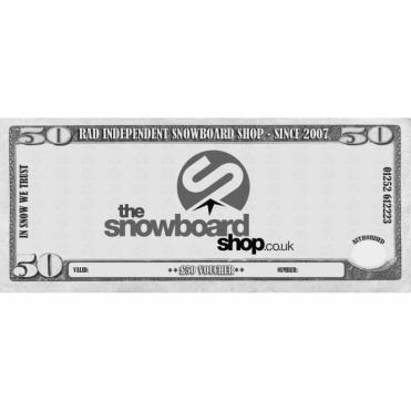 The Snowboard Shop Shop Voucher