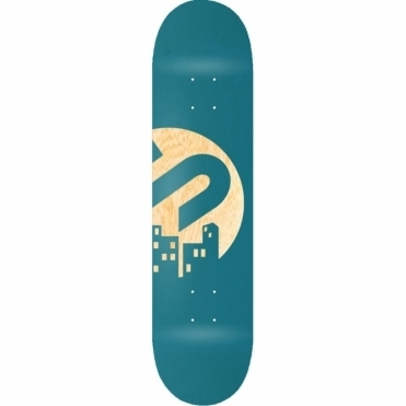 Team Skateboard Deck - Teal
