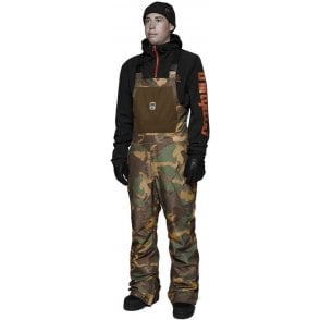 Thirtytwo Men's Basement Bib Pant 2018