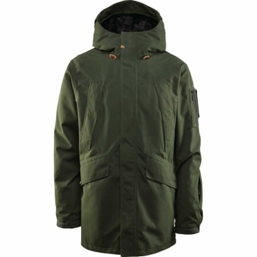 Thirtytwo Men's Deep Creek Snowboard Jacket