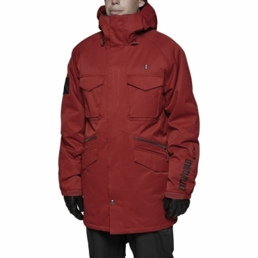 Thirtytwo Men's Warsaw Snowboard Jacket - 2018