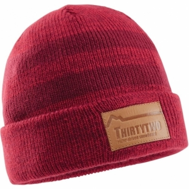 Pinecrest Beanie - Red