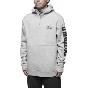 Thirtytwo Stamped Hooded Pullover