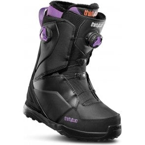 Thirtytwo Women's Lashed Double Boa Snowboard Boots - 2020