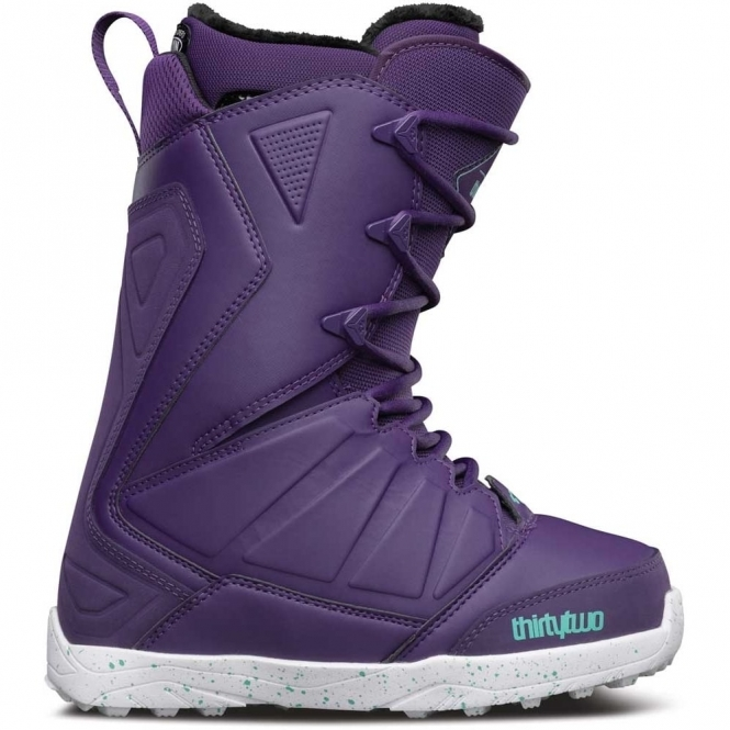 Thirtytwo Women's Lashed Snowboard Boots 2017