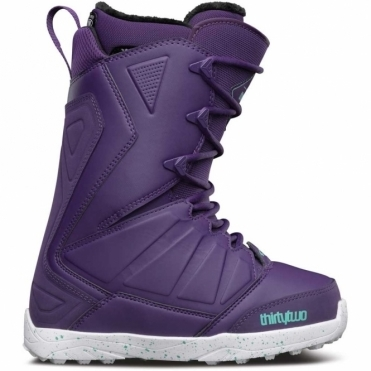 Women's Lashed Snowboard Boots 2017