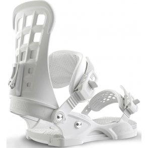 Union Atlas Snowboard Bindings - White