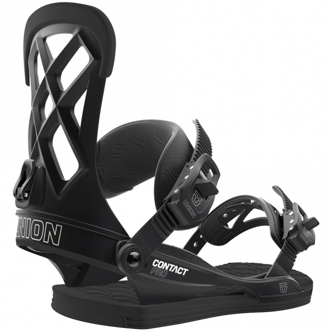 Union Contact Pro Snowboard Bindings - Black