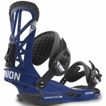 Flite Pro Snowboard Bindings - Blue