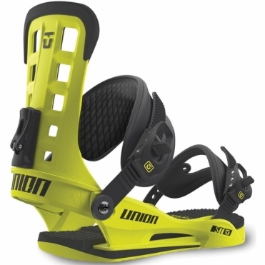 ST Snowboard Bindings - Green