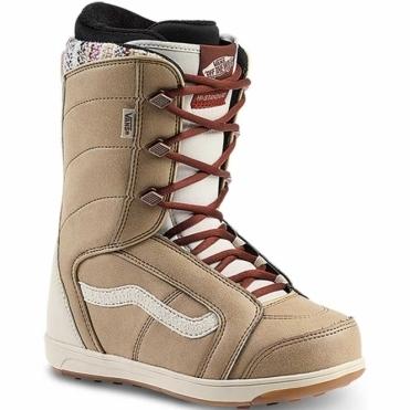 Vans Hi Standard Women's Snowboard Boots 2018