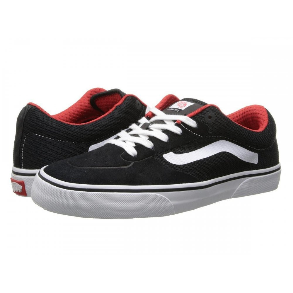 bf985ae462 Vans Rowley Pro Lite - Black Red White - Vans from The Snowboard Shop UK