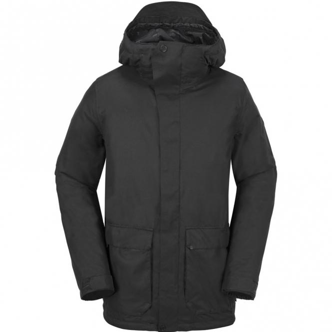 Volcom Utilitarian Jacket -Black