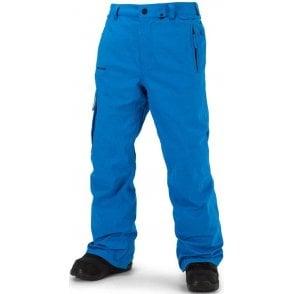 Ventral Snowboard Pants - Cyan