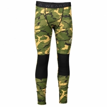 WearColour Men's Guard Pant - Forest