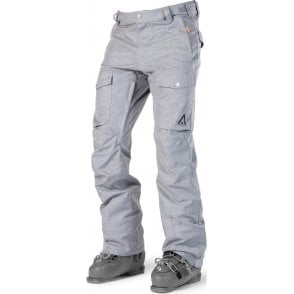 WearColour Men's Shadow Pant - Grey Melange