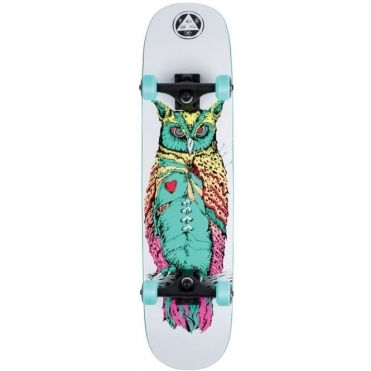 Welcome Skateboards Heartwise Complete Skateboard - 7.75""