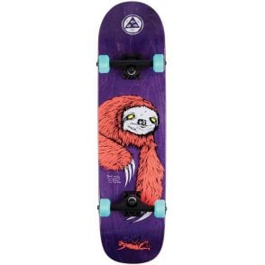 Welcome Skateboards Sloth Complete Skateboard - 8.0""