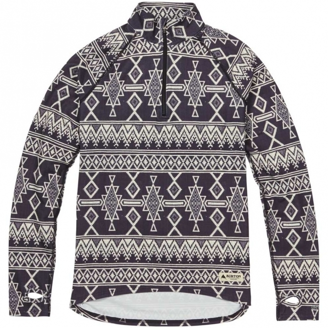Burton Women's Burton Expedition 1/4 Zip Base Layer
