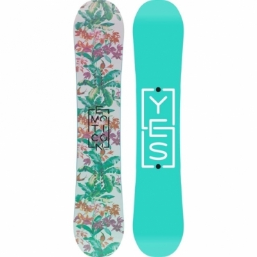 Yes Emoticon Snowboard 146