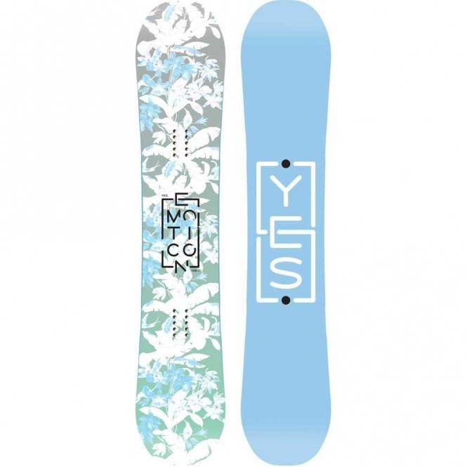 Yes Emoticon Snowboard 149