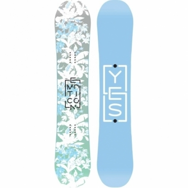 Yes Emoticon Snowboard 149