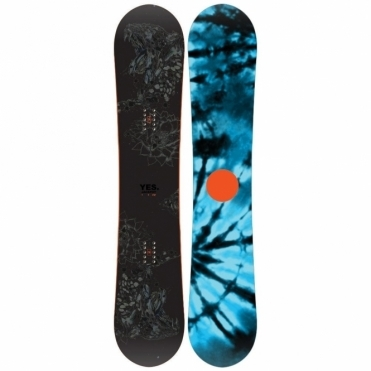 Yes Jackpot Snowboard 156 Wide