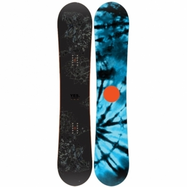 Yes Jackpot Snowboard 158