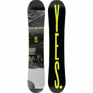 Yes Typo Snowboard 155