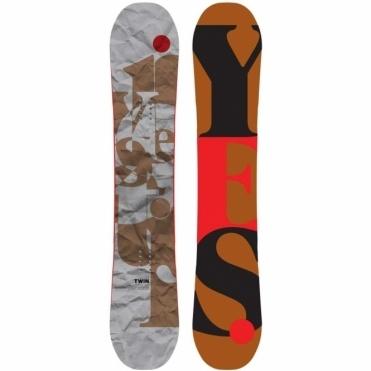 Typo Snowboard 158
