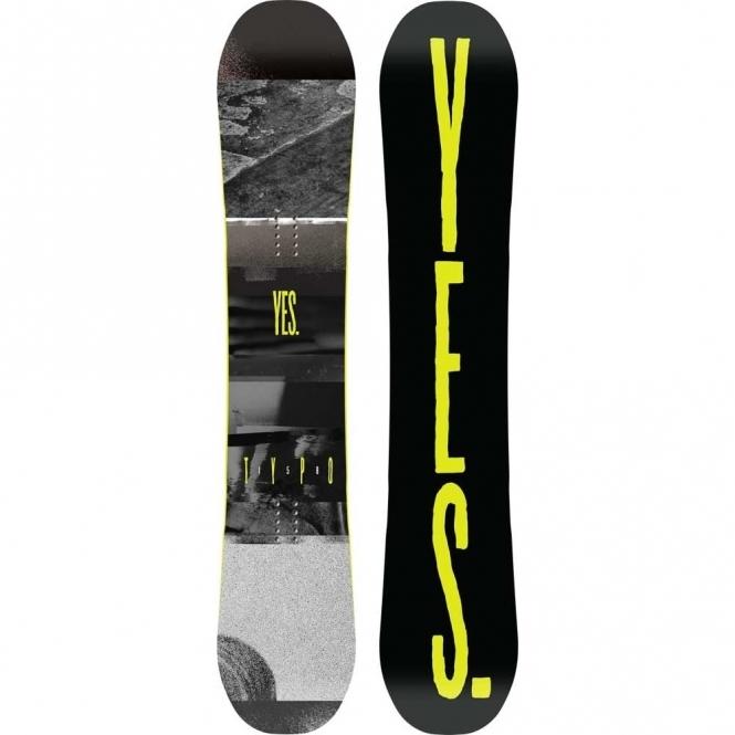 Yes Typo Snowboard 158